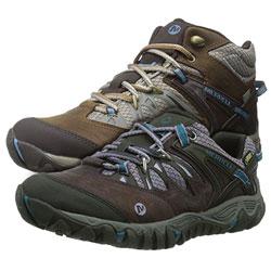 Chaussures de randonnée Merrell