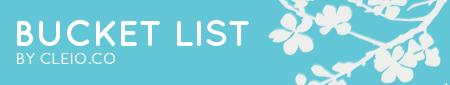 Plugin Bucket List pour WordPress