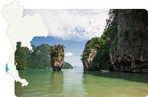 Phang Nga, Thaïlande