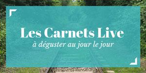 Carnets de Voyage Live