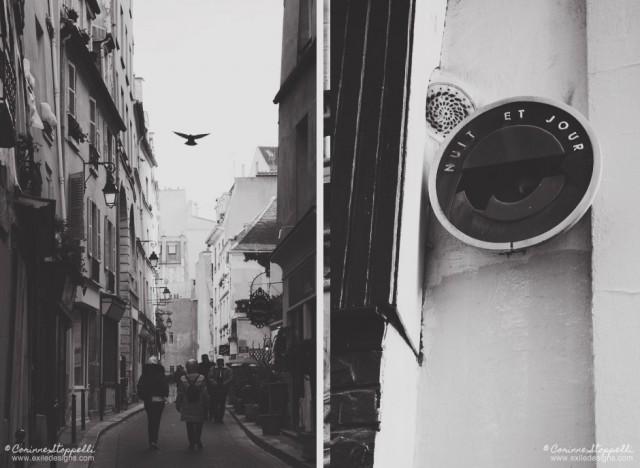 Jour et Nuit, une rue de Paris