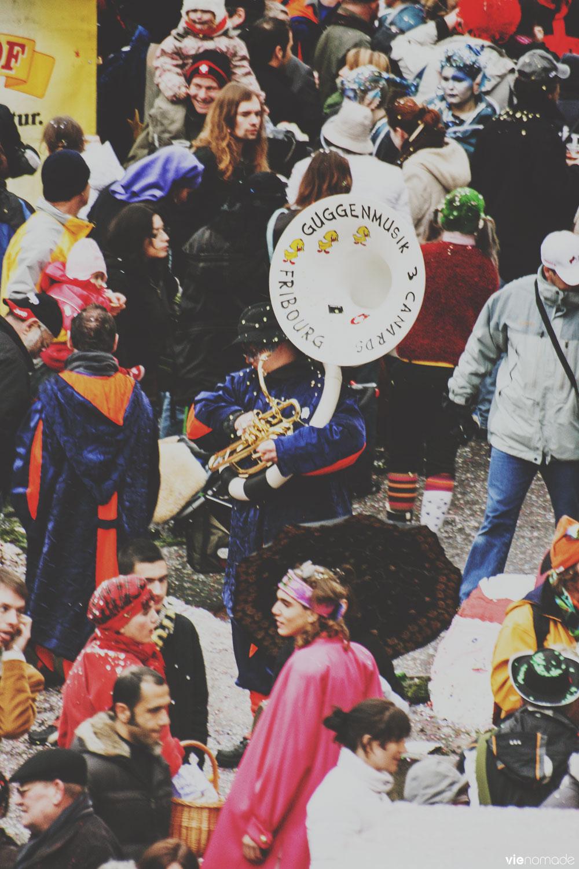 Carnaval de la Basse-Ville de Fribourg