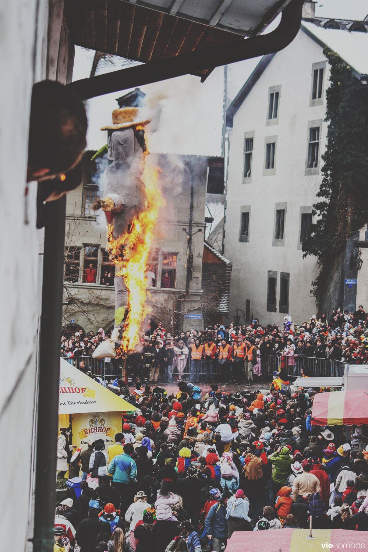 Carnaval des Bolzes à Fribourg