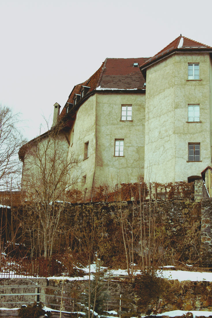 Château de Gruyères, Suisse