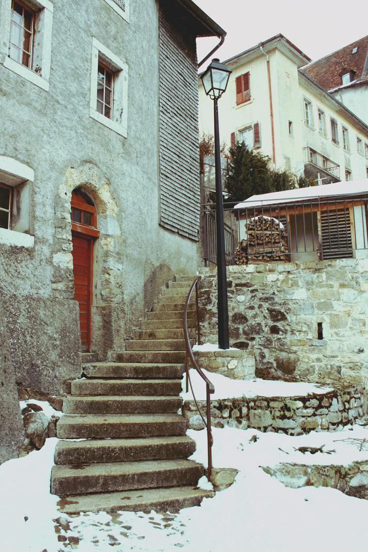Gruyères, Suisse
