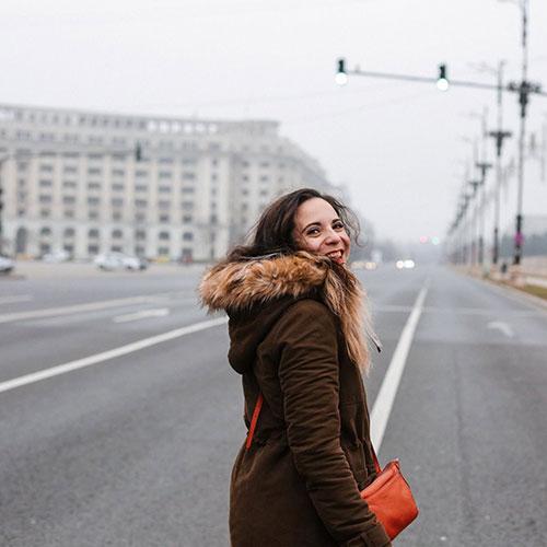 Corinne Stoppelli, nomade digitale