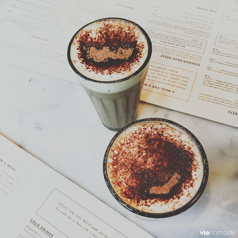 Dishoom à Londres, Bombay Café