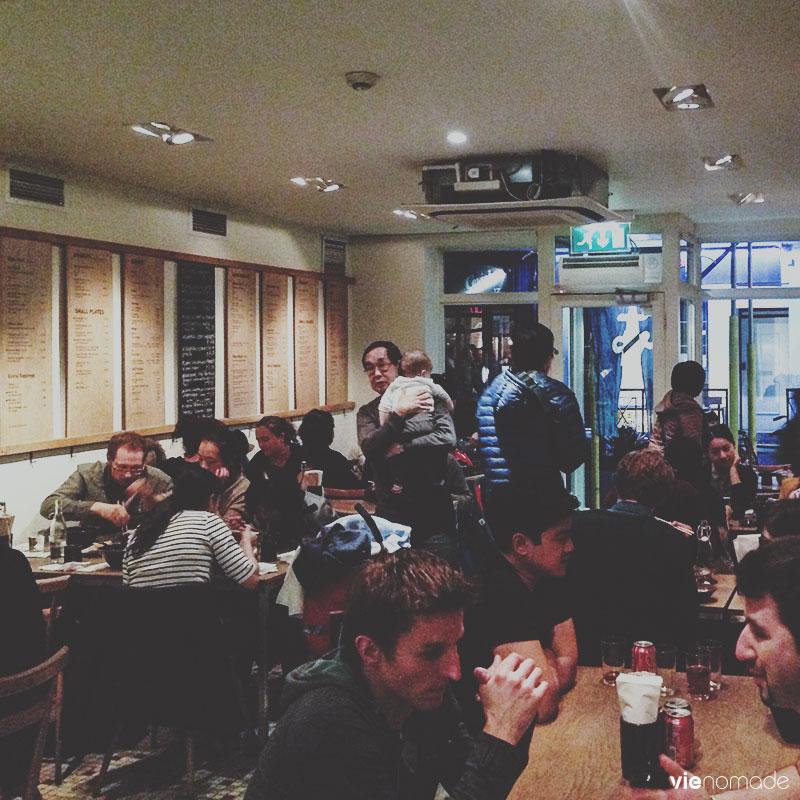 Koya, bar à Udon à Londres
