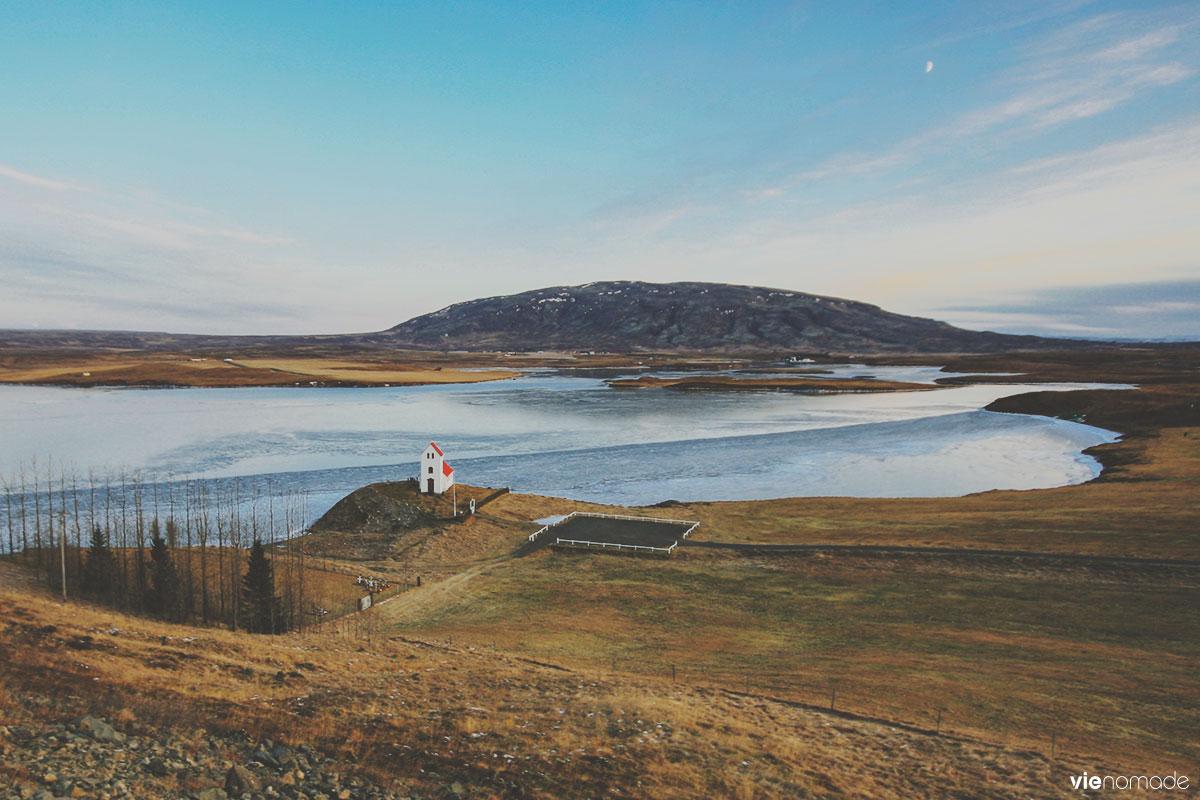 Un road trip en hiver, en Islande