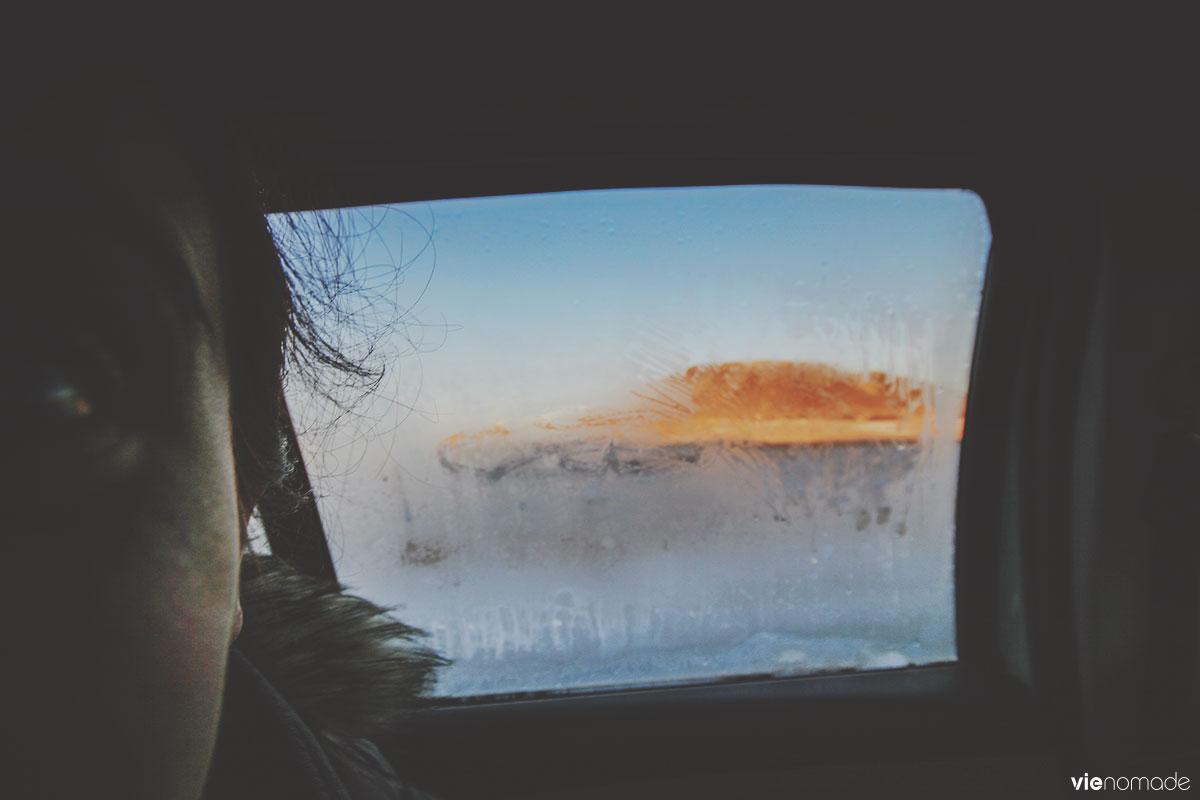 Road trip islande en hiver