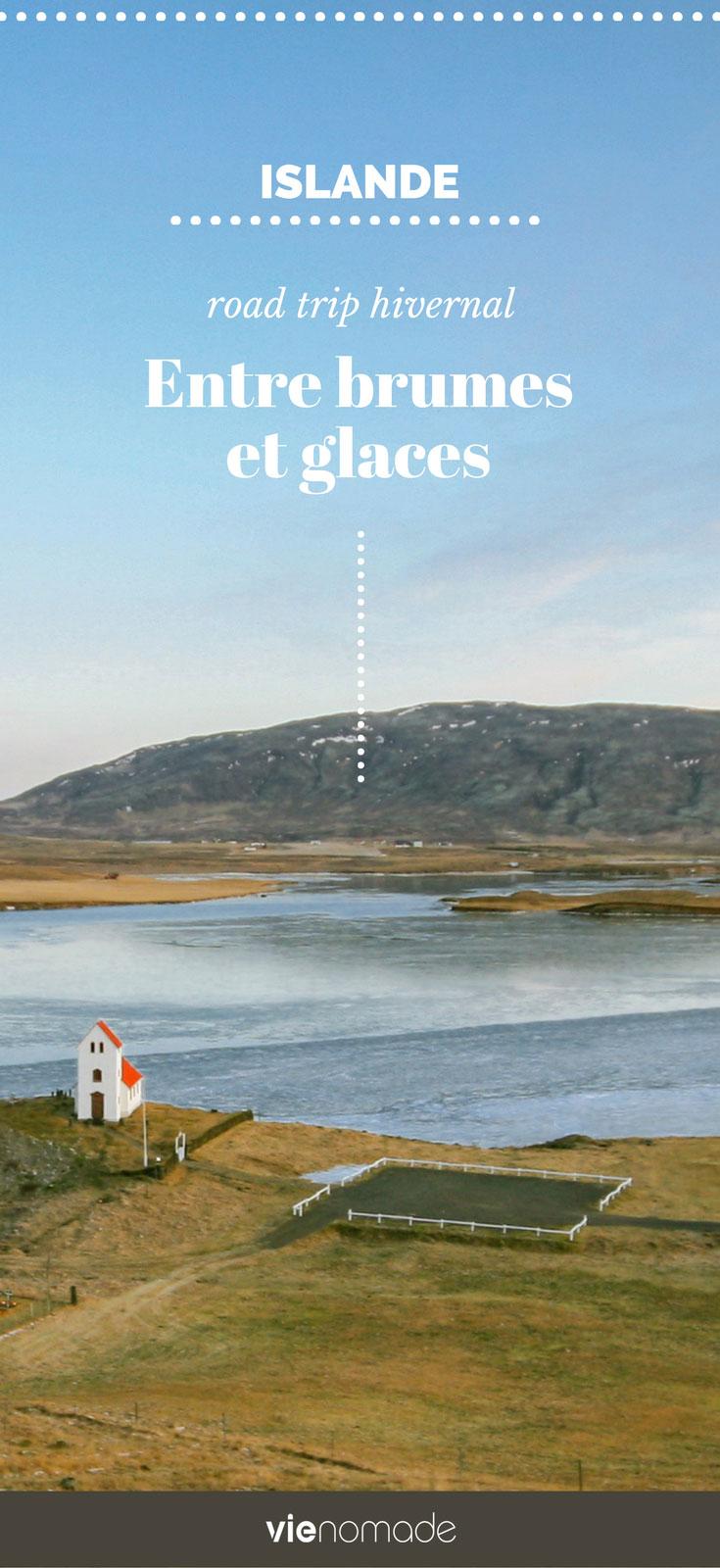 Un road trip en Islande en hiver