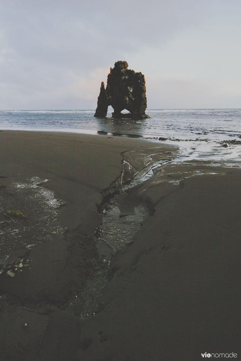 Hvisterkur, formation géologique