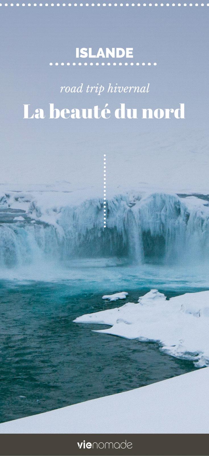 Road trip dans le nord de l'Islande: Akureyri, Myvatn, etc.