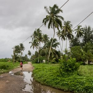 Voyage au Sri Lanka: Kalutara et la mousson
