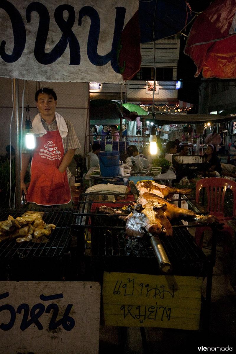 Marché de Chiang Rai
