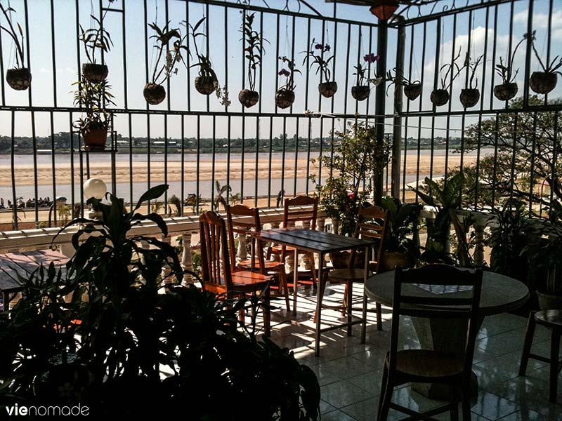 Restaurant à Vientiane