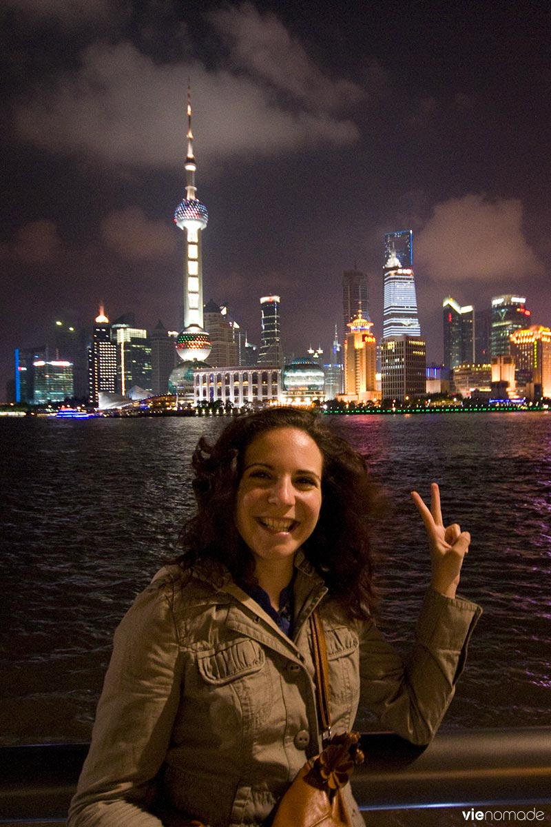 Le Bund, Shanghai