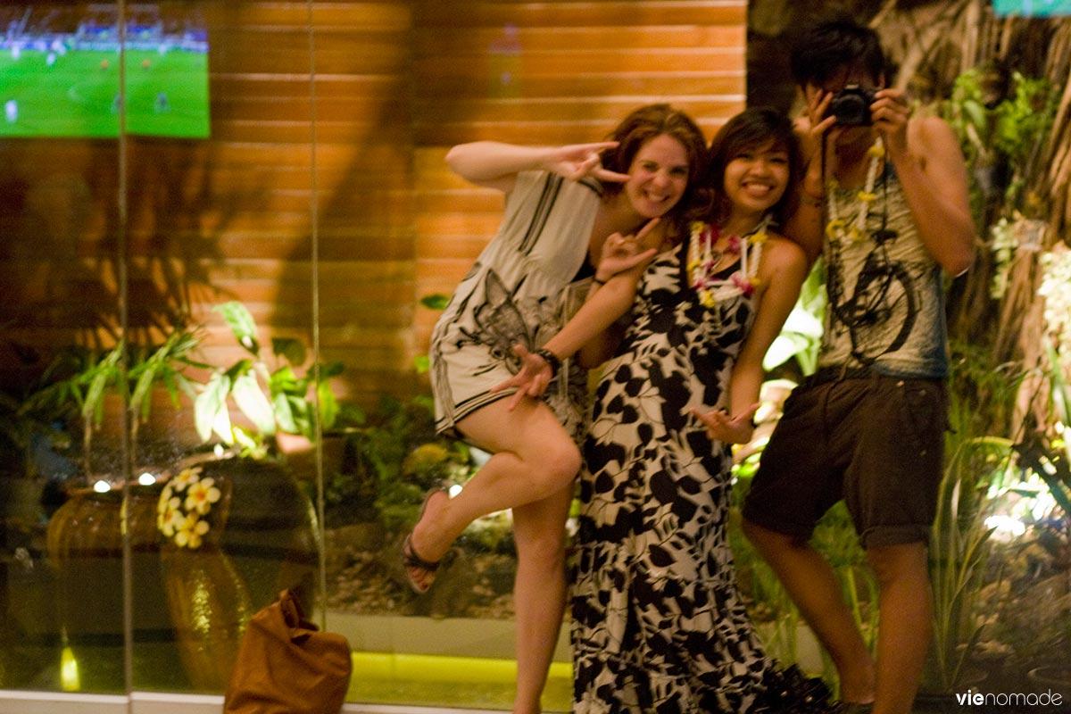 Faire la fête en Thaïlande