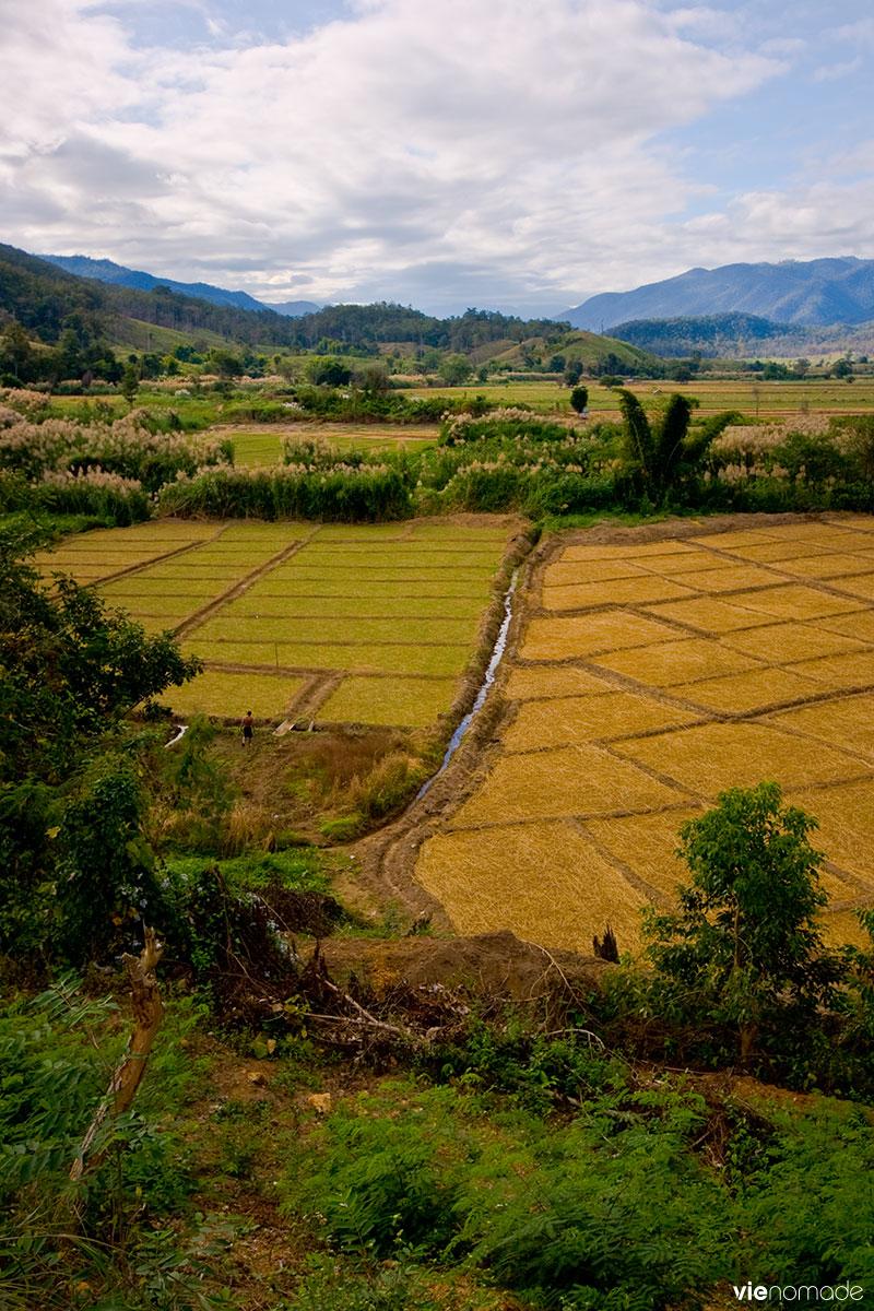 Pai, road trip en Thaïlande