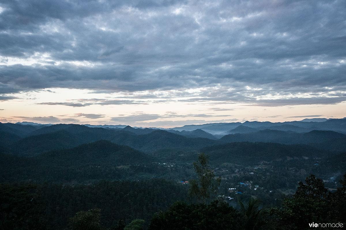Mae Hong Son: road trip en Thaïlande