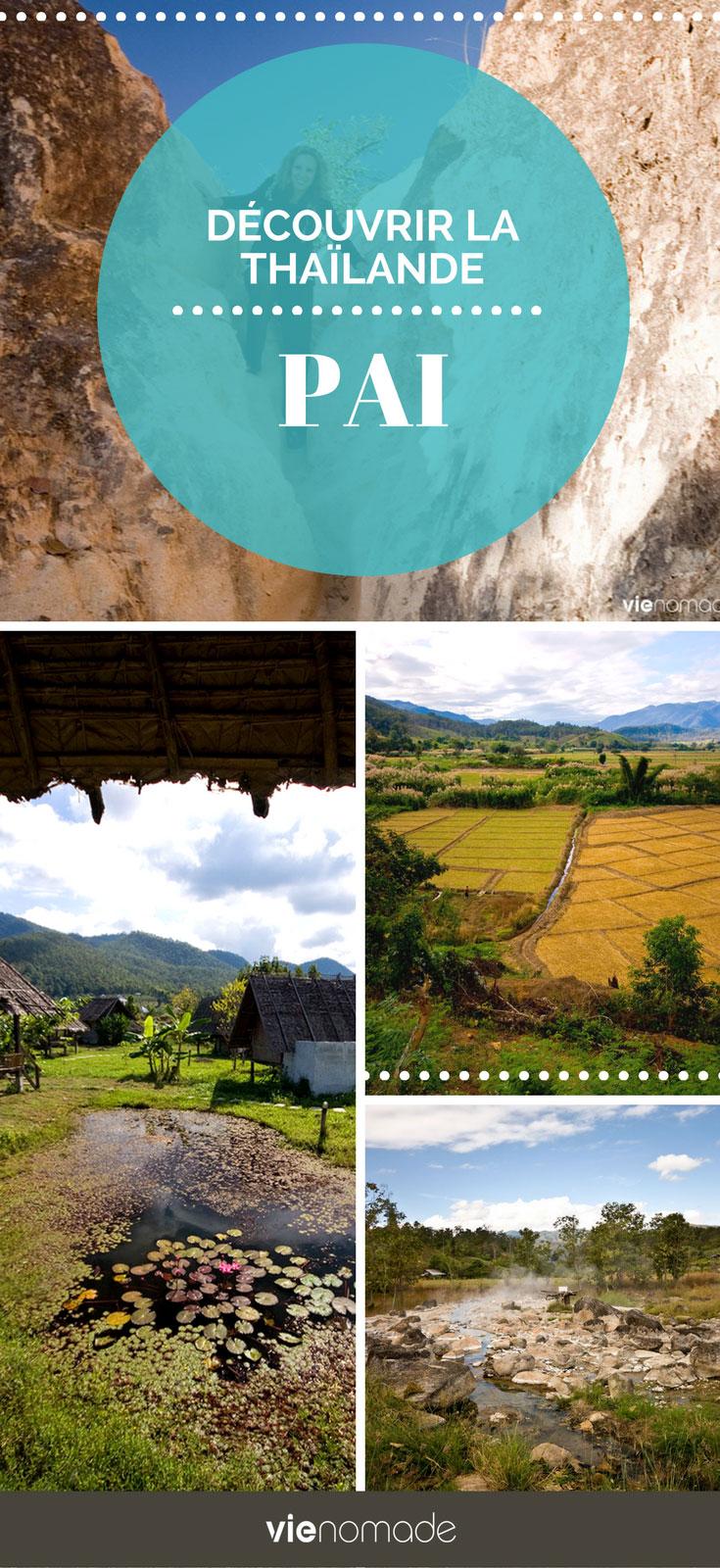 Road trip en Thaïlande: Guide de Pai
