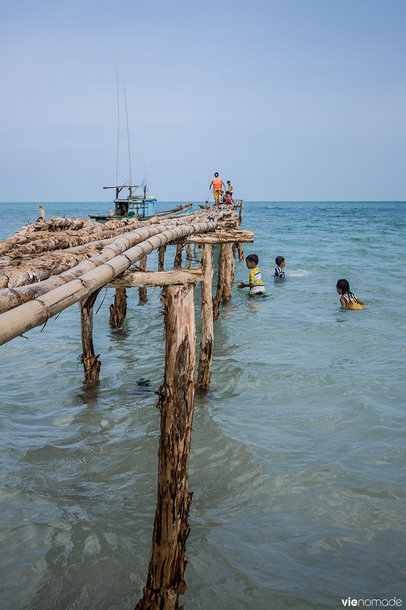Bai Kem, plage de Phu Quoc