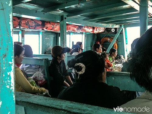 De Phu Quoc à Hà Tiên en slowboat