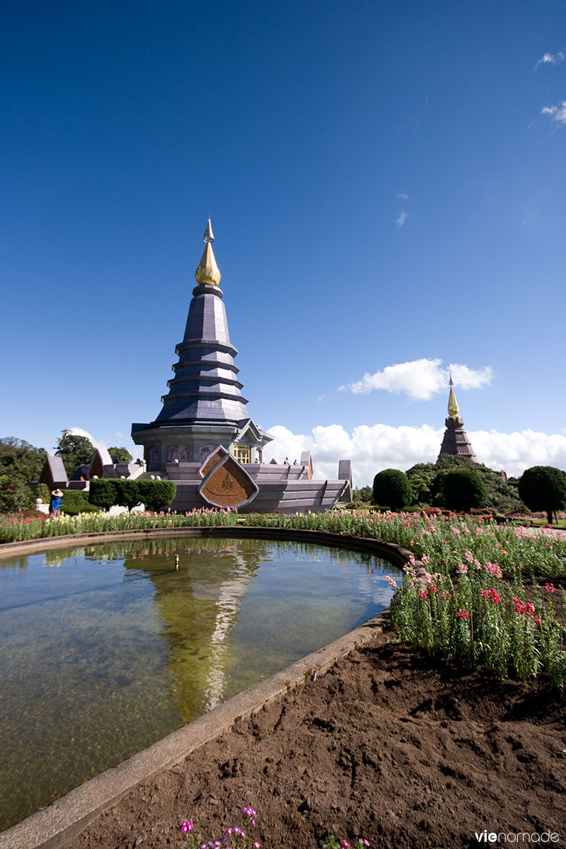 Temple de Doi Inthanon