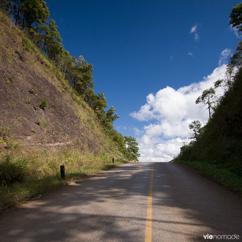 Road Trip en Thaïlande: Mae Chaem