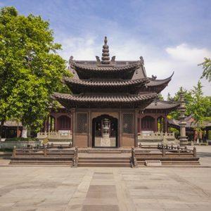 Arrivée à Hangzhou, Chine