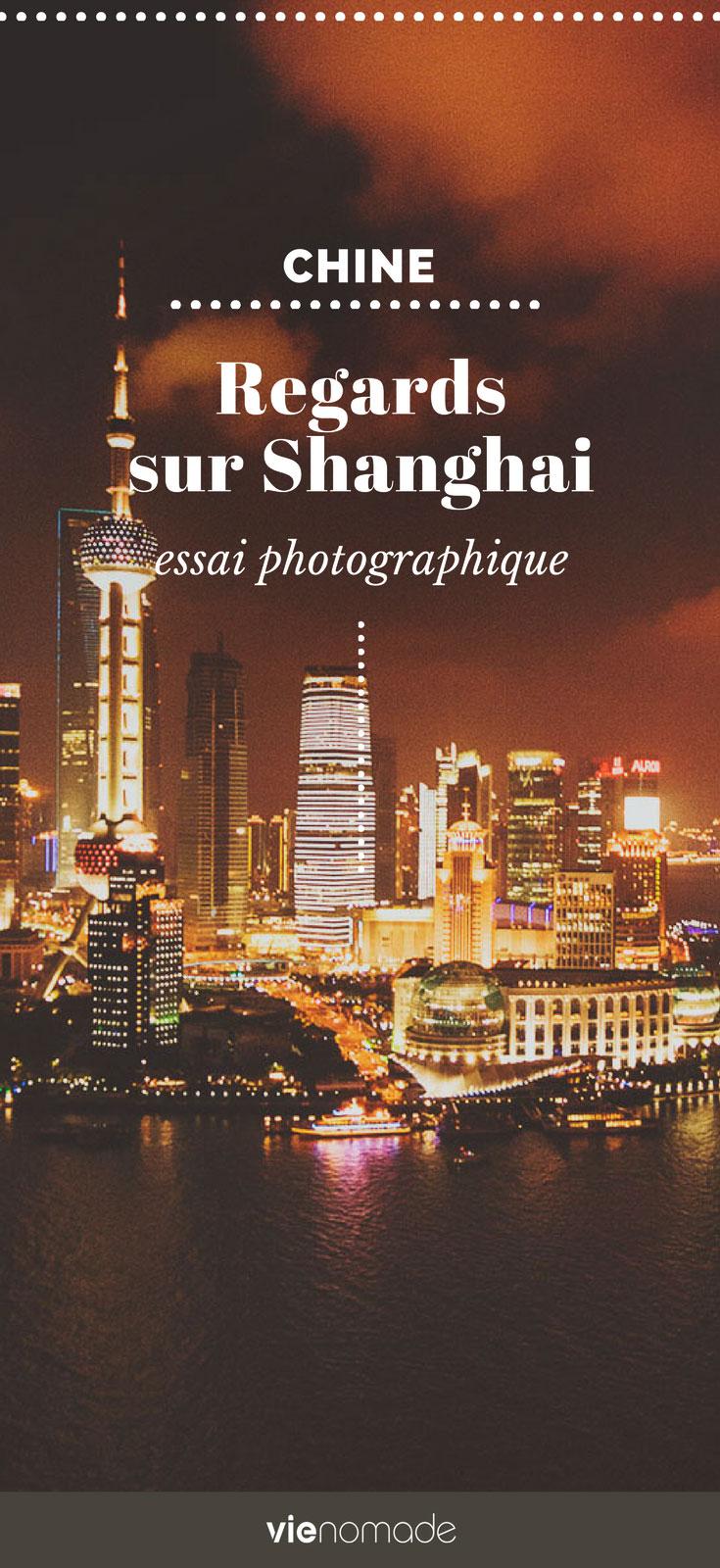 Photos de Shanghai, Chine