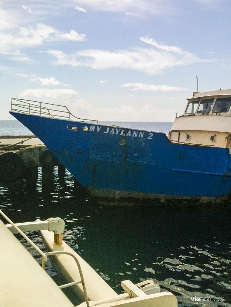Ferry Dumaguete - Siquijor