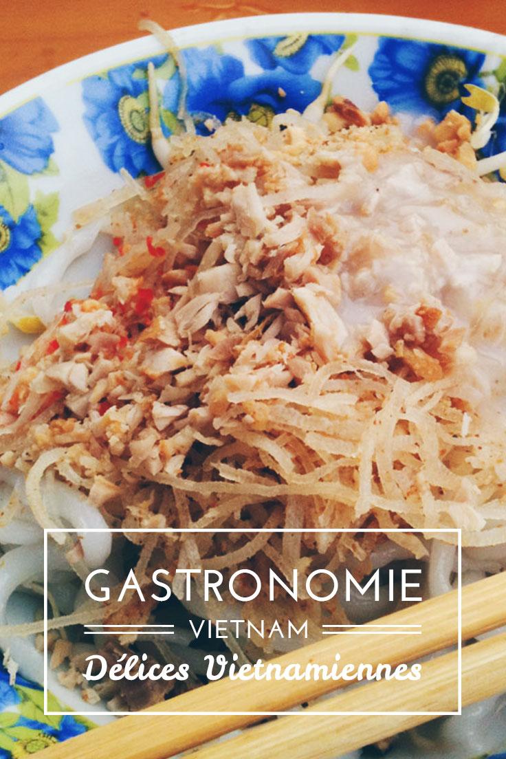 Manger au Vietnam