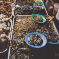 Plats insolites de Thaïlande