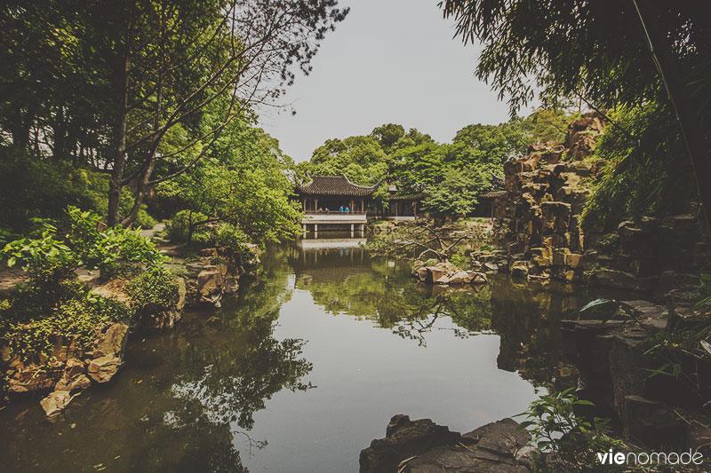 Pagode Beisi Ta à Suzhou
