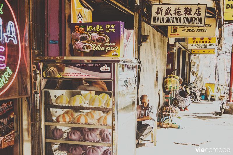 Binondo, quartier chinois de Manille