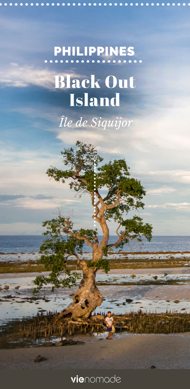 L'île de Siquijor aux Philippines