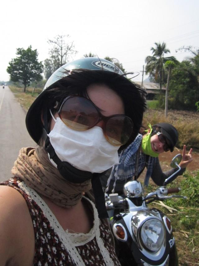Road trip Issan