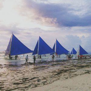 Boracay: journées à la plage