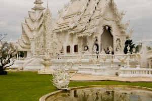 Temple Blanc de Chiang Rai, Thaïlande