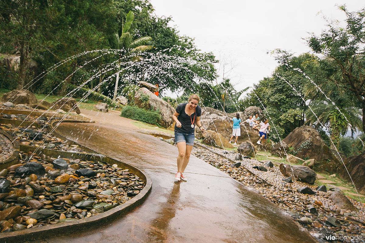 Jardin botanique de la reine, Chiang Rai