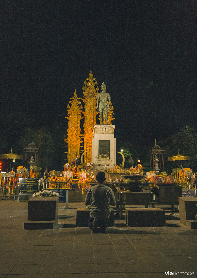King's Monument à Chiang Rai