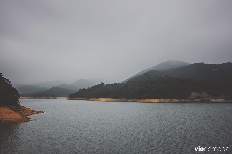 Réservoir de Shing Mun, Hong Kong