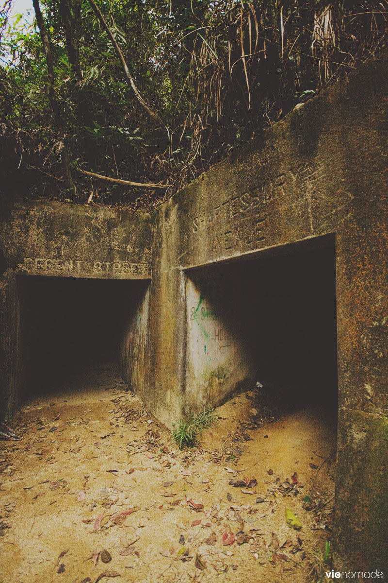 Shing Mun Redoubt, Hong Kong