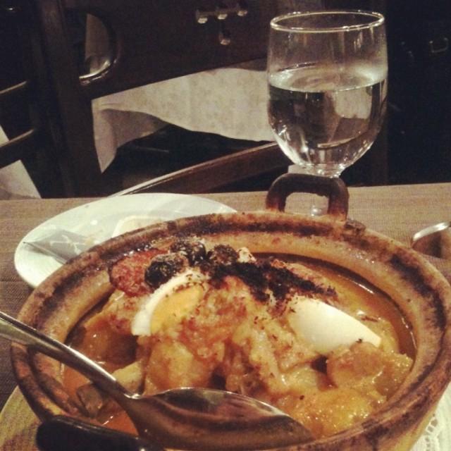 Le poulet à la portugaise de Macao