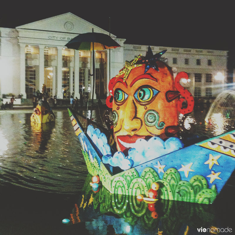 MassKara festival à Bacolod