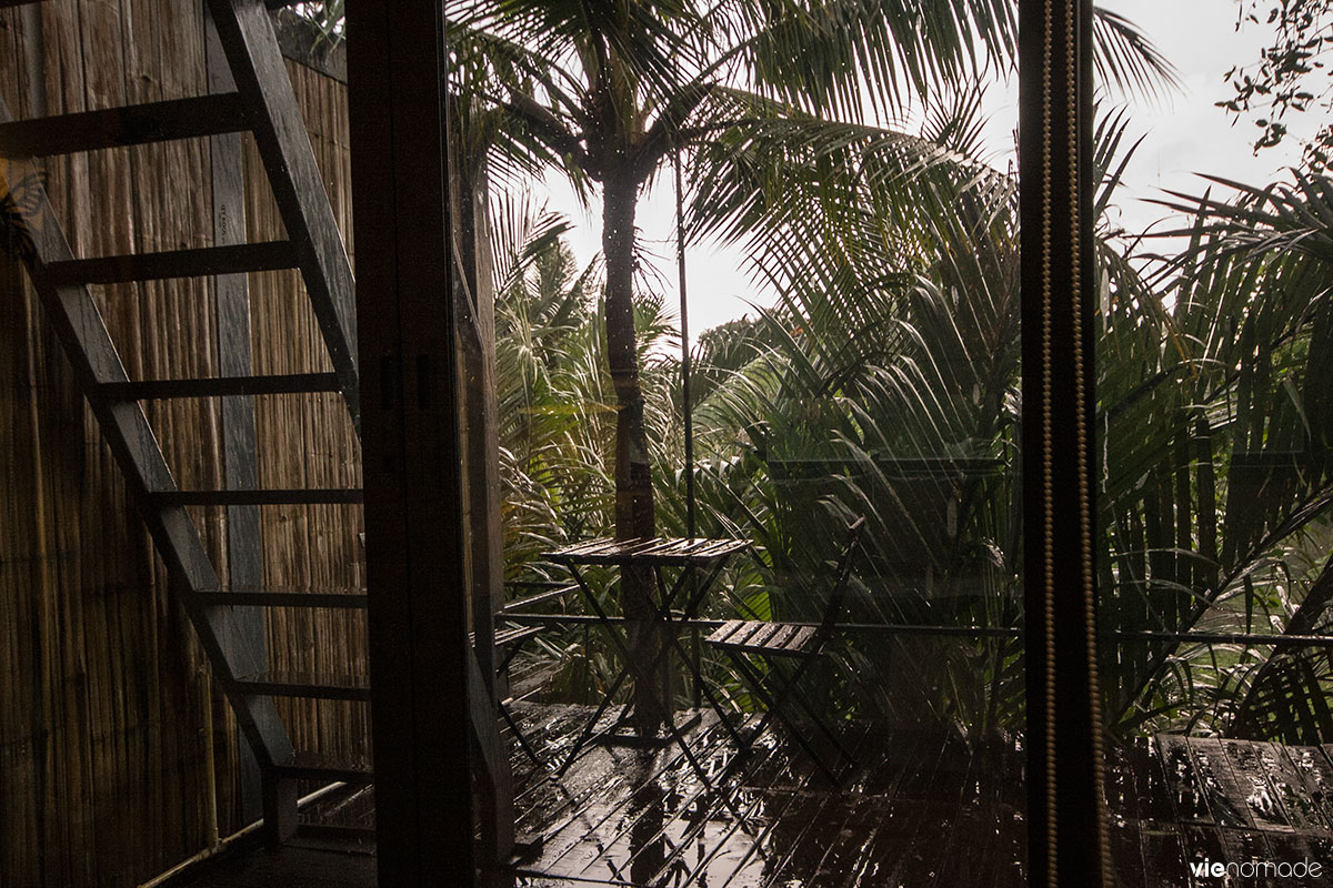 Bangkok Tree House: logement insolite à Bangkok