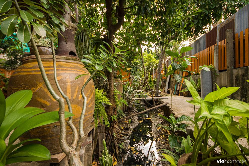 Fahsai: Maison d'hôtes à Bangkok