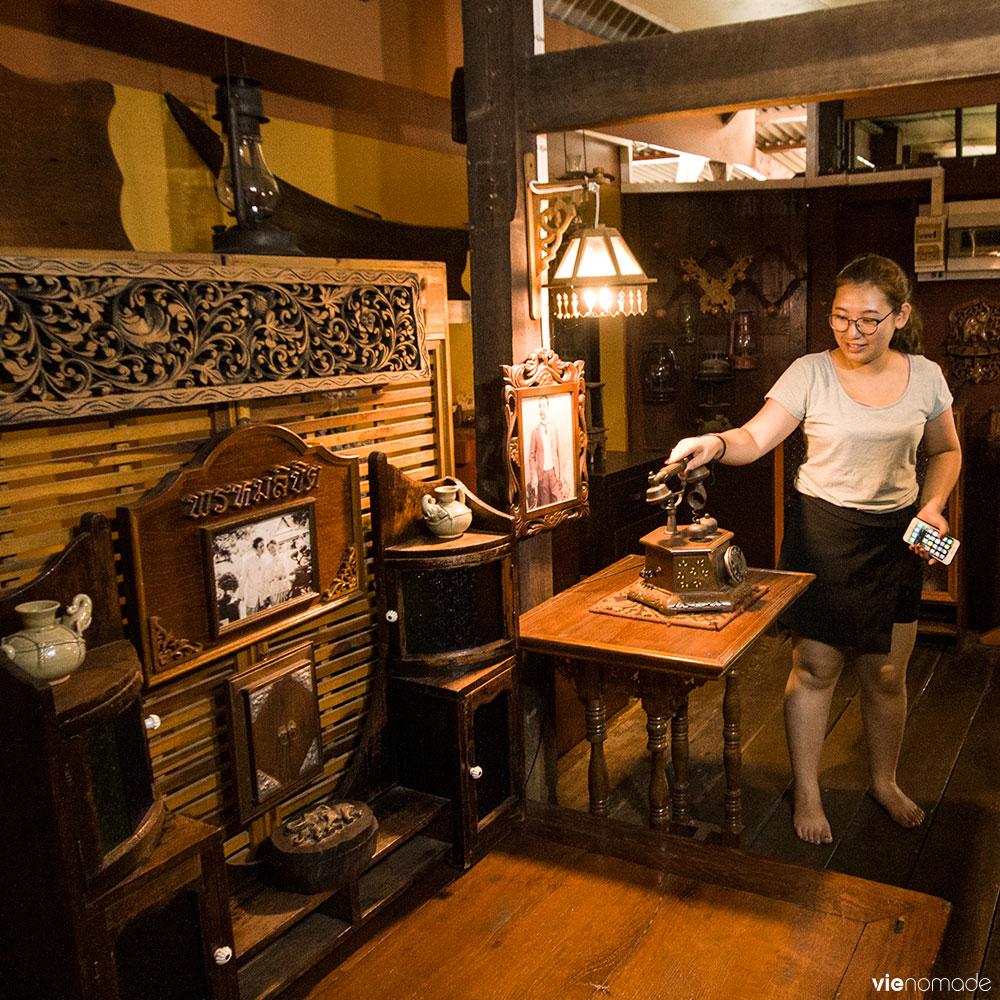 Fahsai Antique Homestay: dormir à Bangkok