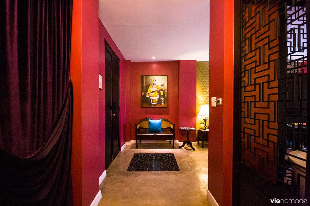 Shangai Mansion, hôtel à Chinatown, Bangkok